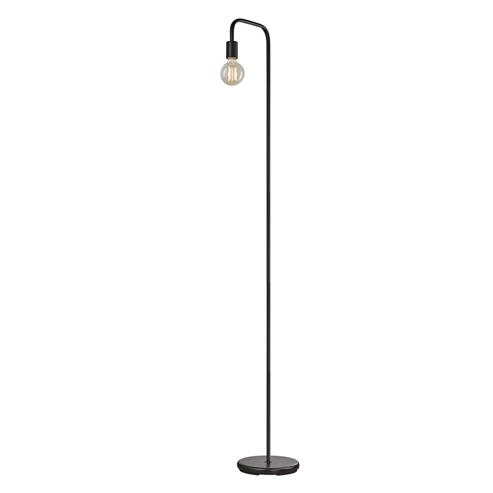 Globe Electric Holden 70 Inch Black Floor Lamp | The Home ...