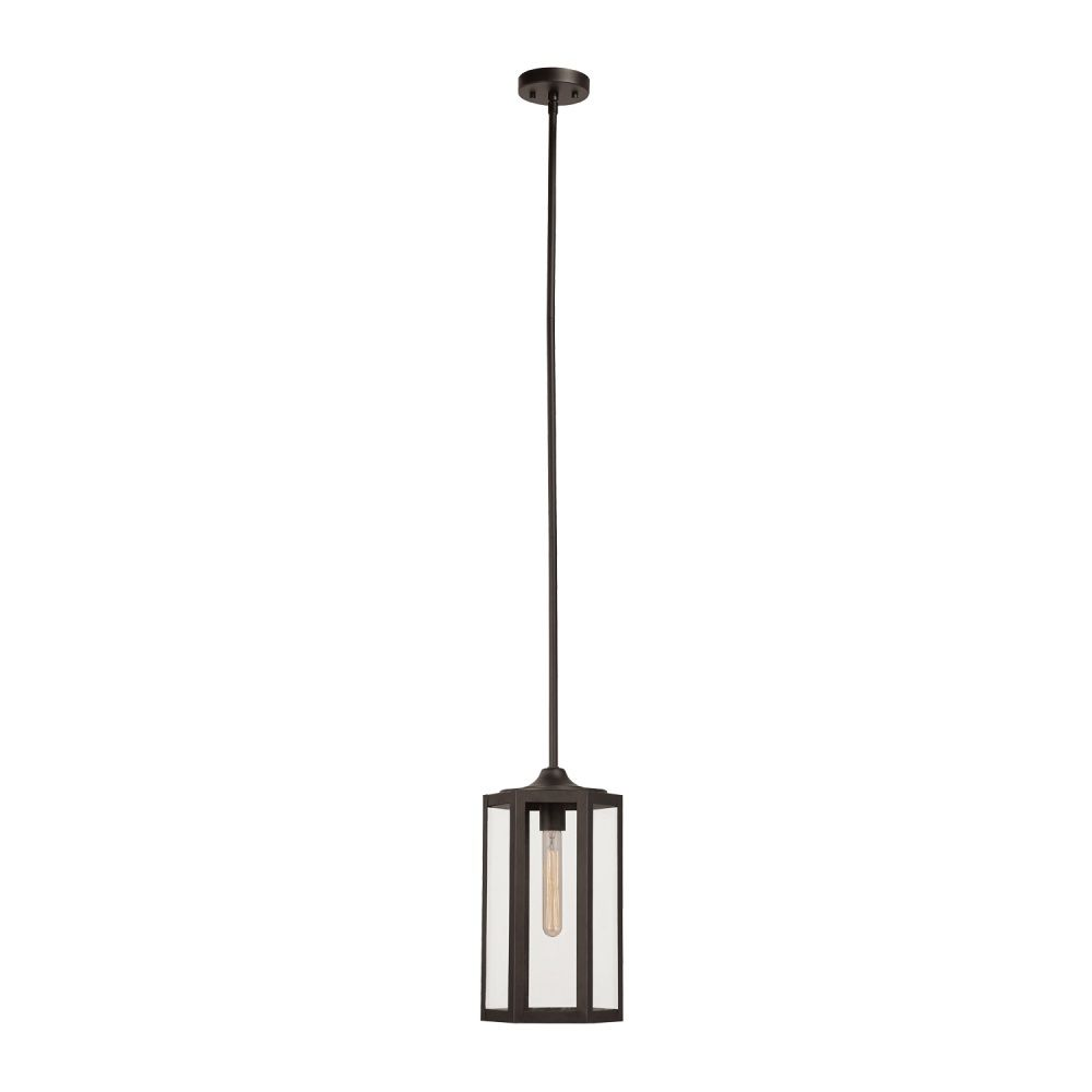 Eurofase Filo Collection, 1-Light Medium Bronze Pendant