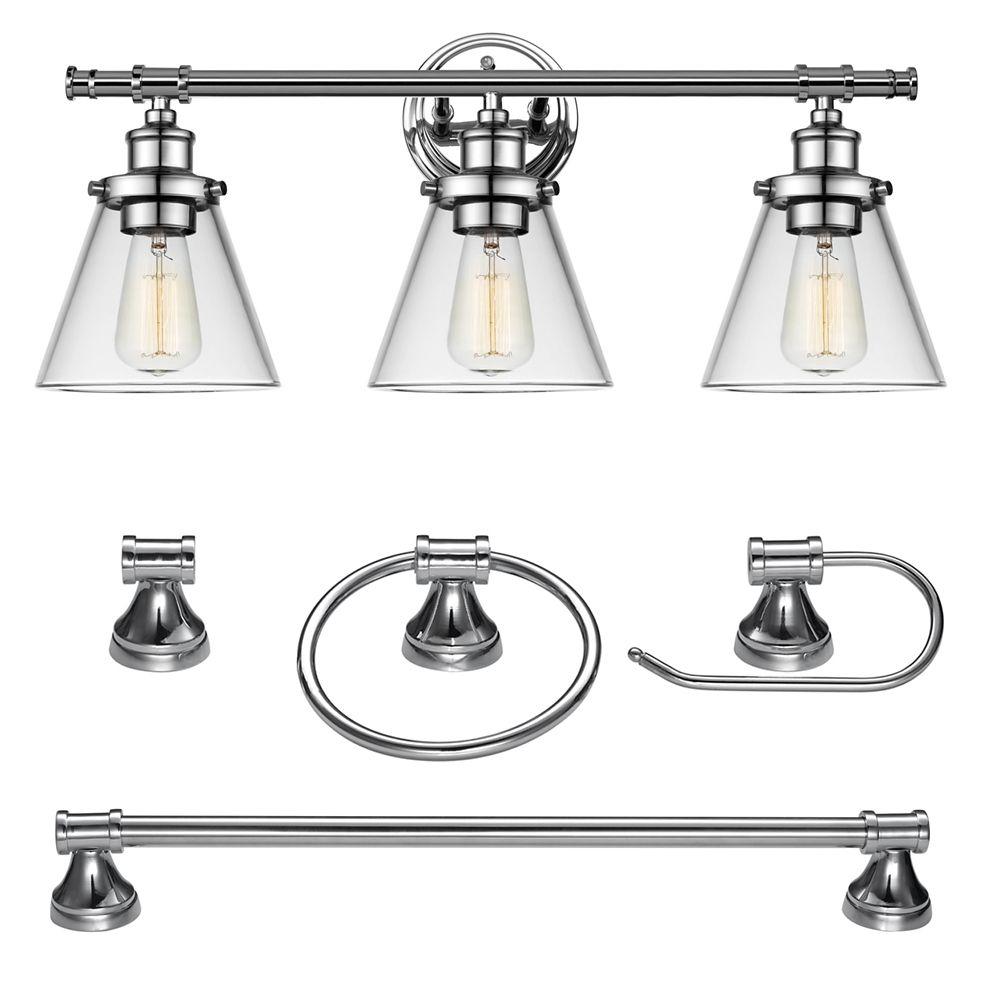 Wall Lights: Bedroom, Bathroom & More | The Home Depot Canada
