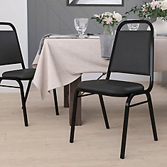 Trapezoidal Back Banquet Chair