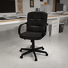 Mid-Back Task Chair - Arms