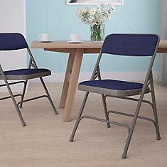 Padded Folding Chair