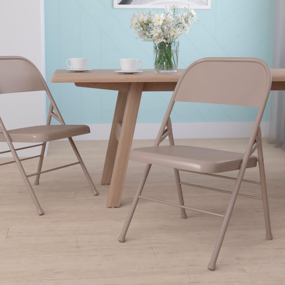 Flash Furniture Metal Folding Chair