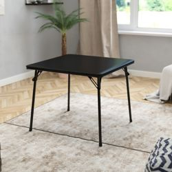 Flash Furniture Folding Card Table