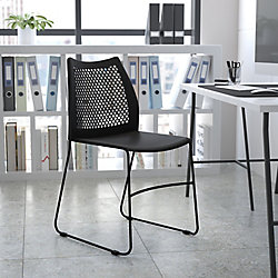 Flash Furniture Plastic Stack Chair Sled Base