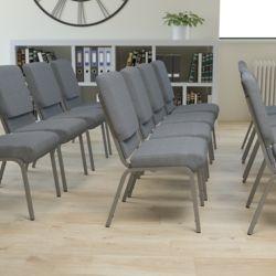 Flash Furniture 21''W Church Chair