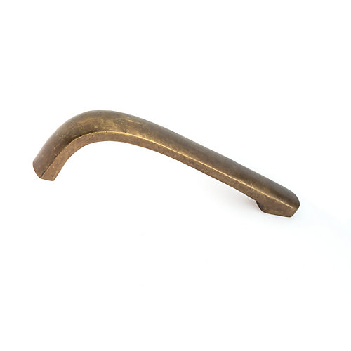Traditional Bronze Pull 3 3/4 inch (95.2 mm) CtoC - Copper Bronze  - Nevola Collection