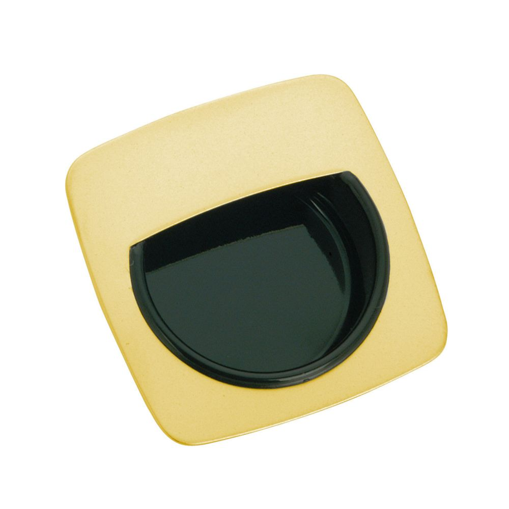 Richelieu Contemporary Recessed Metal Pull - 691