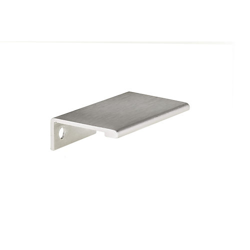 Contemporary Edge Pull 1 31/32 inch (50 mm) CtoC - Lincoln Collection