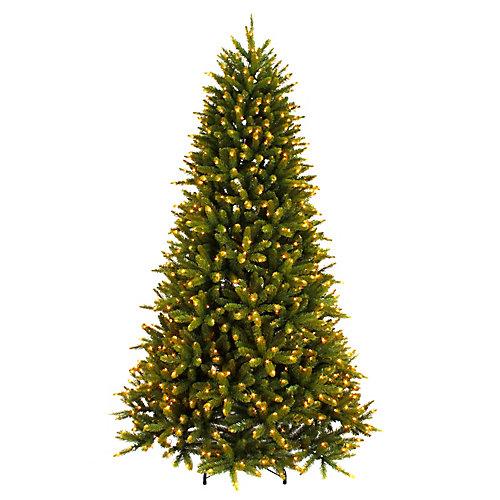 7.5 ft. Regal Fir LED Pre-Lit Christmas Tree
