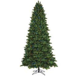 700 Dual Colour LED-Lit Colarado Spruce Christmas Tree