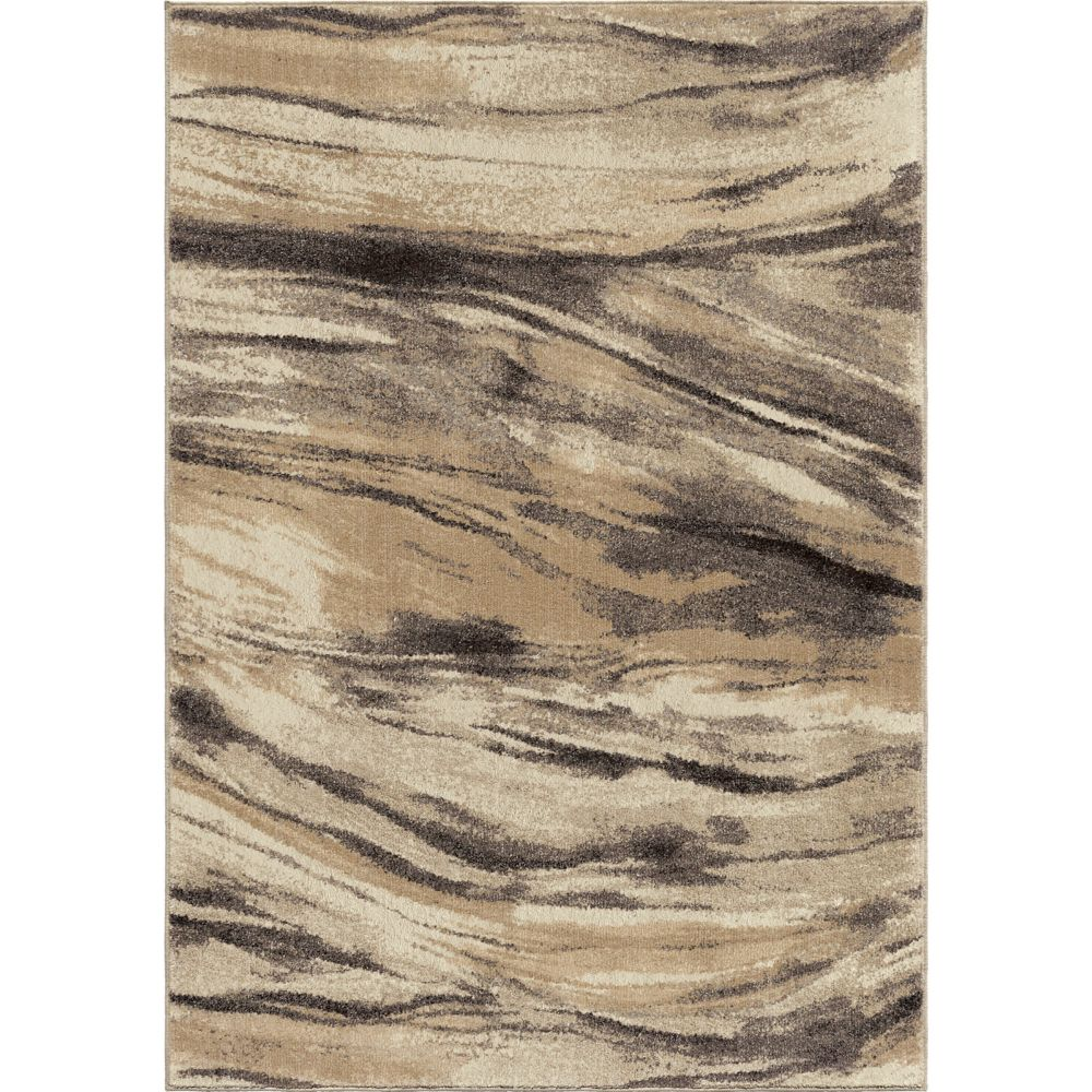 Orian Rugs Sycamore Lambswool 5 ft. 3-inch x 7 ft. 6-inch Indoor Area Rug