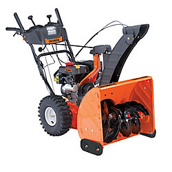 Columbia 28-inch 272cc Two-Stage Snow Blower