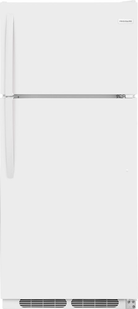 Frigidaire 16.3 cu. ft. Top Mount Refrigerator in White