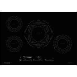 Frigidaire Table de cuisson à induction de 30 pouces avec 4 éléments en noir