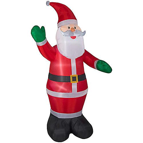 9 ft. Airblown Inflatable Santa