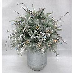 Ge Fresh Cut Christmas Tree