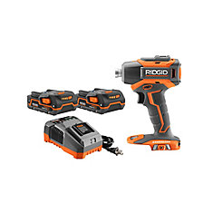 Gen5x 18V Lithium-Ion Brushless Cordless Impact Driver Kit