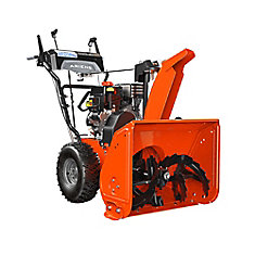 Ariens Compact 24 223cc 24 inch gas electric start 2-stage snowblower