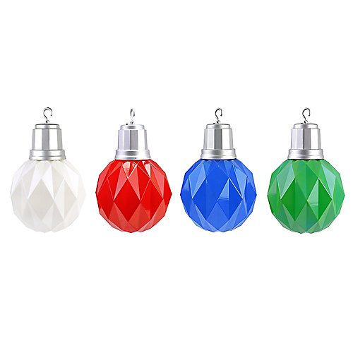 13 inch Light-Up Battery-Operated Ornament