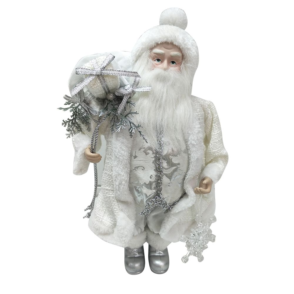 Standing Santa Figure Christmas Decoration