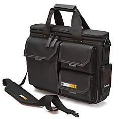 Quick Access Laptop Bag + Shoulder Strap - Medium