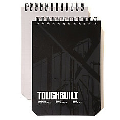 Large Grid Notebooks 2-pack