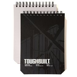TOUGHBUILT Large Grid Notebooks (2-Pack)
