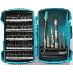 MAKITA Impact Driver Bit Set (59-Piece)