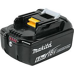 MAKITA 18V (6.0 Ah) Li-Ion Battery
