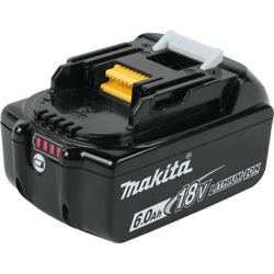MAKITA Batterie li-ion 18 V (6,0 Ah)