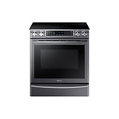 Induction Range with Virtual Flame Technology, 5.8 cu.ft