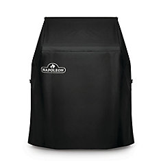 Rogue 425 Series Grill Cover Shelves Down