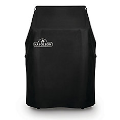 Rogue 365 Series Grill Cover Shelves Down