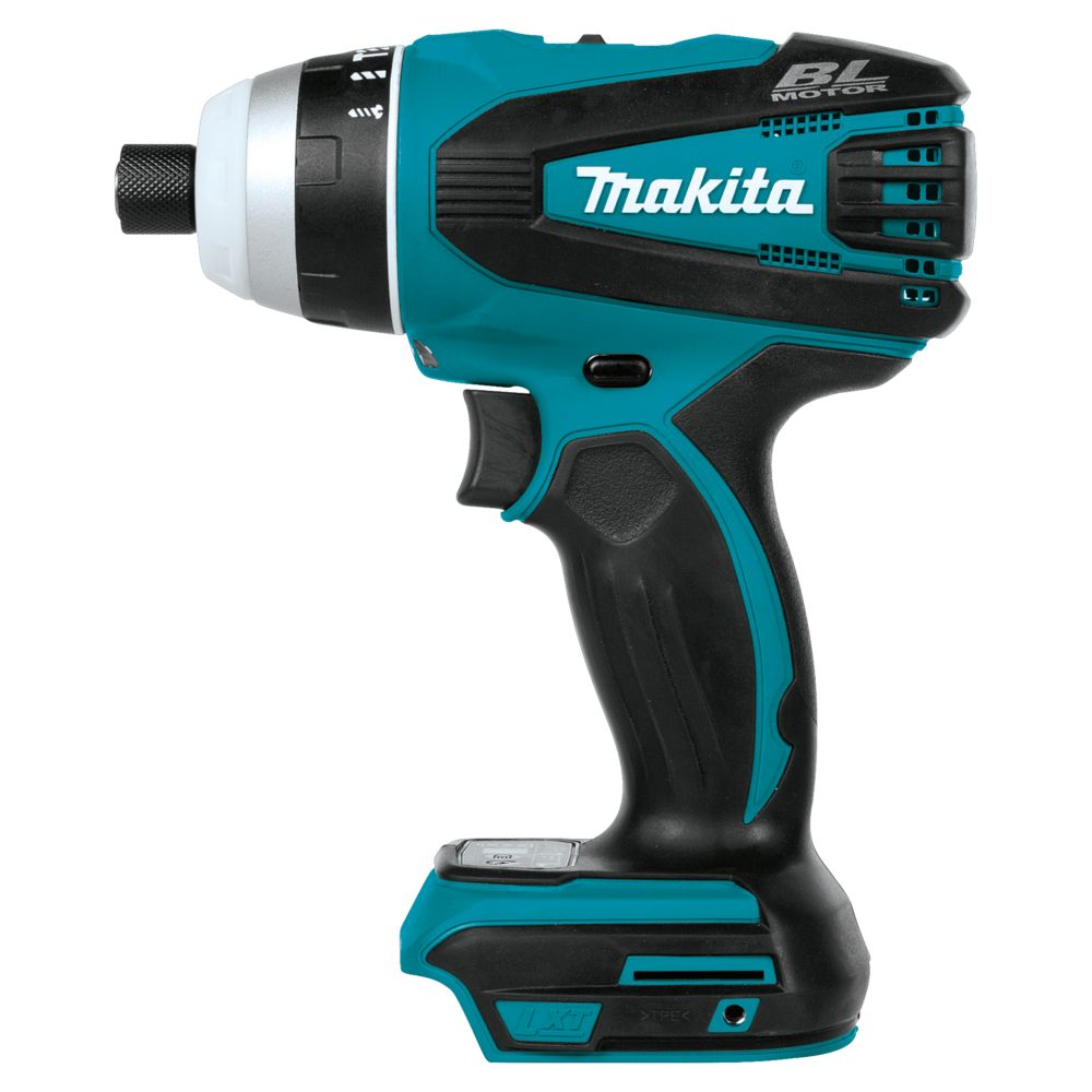 Makita 1 4 Inch Cordless Mode Impact Driver With Brushless Motor