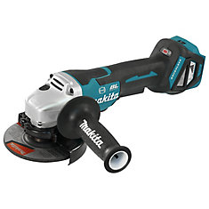 5 inch Cordless Angle Grinder with Brushless Motor