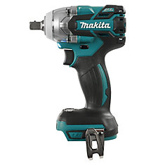 18V LXT Brushless 1/2 inch Impact Wrench, Flat Pin