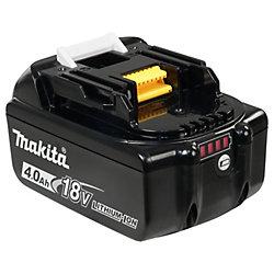 MAKITA 18V (4.0 Ah) Li-Ion Battery