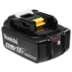 MAKITA Batterie Li-ion 18 V (4,0 Ah)