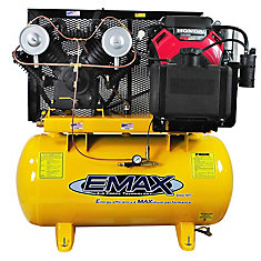 Industrial Plus  18 HP 2-Stage 60 gal. Stationary Gasoline Air Compressor