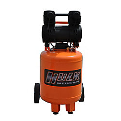 EMAX Hulk by 2hp 10 Gal. Silent Air Portable Compressor