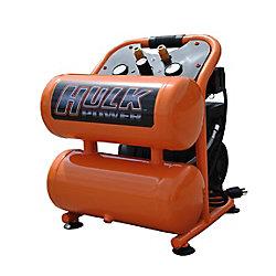 EMAX Compresseur Hulk 1cv 4 Gal. Compresseur portatif de type ' Silent Air''