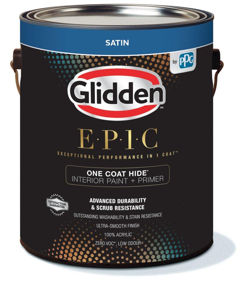 CIL EPIC Interior Latex Satin Accent 3.37L-82406