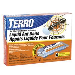 TERRO Liquid Ant Bait (6-Pack)