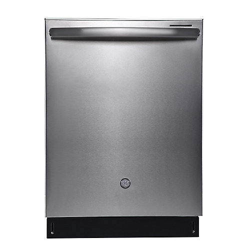 24-inch Built-in Tall Tub Dishwasher in Stainless Steel with Stainless Steel Tub - ENERGY STAR®