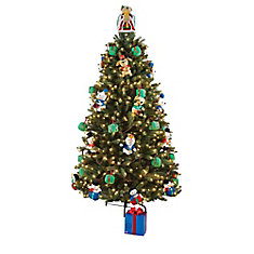 8 ft. Animated Plush Tree