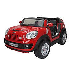 Mini Beachcomber Rouge Porteur de 12 Volts