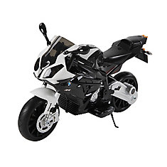 Black 12V BMW Racing Motorbike