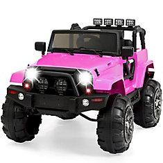 Pink 12V Mudslinger