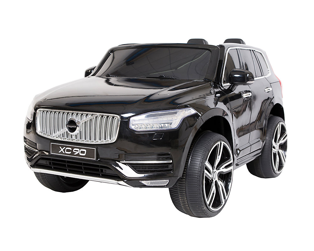 c6304340610a Kidsquad Black Volvo XC90 Kids' Ride-On Toy | The Home Depot Canada